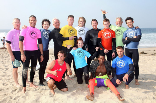 4th Annual Project Save Our Surf's 'Surf 2011 Celebrity Surfathon' – Day 1 [October 15, 2011]
