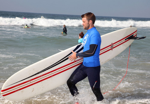 4th Annual Project Save Our Surf's 'Surf 2011 Celebrity Surfathon' – Tag 1 [October 15, 2011]
