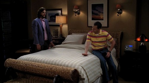 Two And A Half Men Images 9x03 Big Girls Don 39 T Throw Food Hd Wallpaper And Background Photos