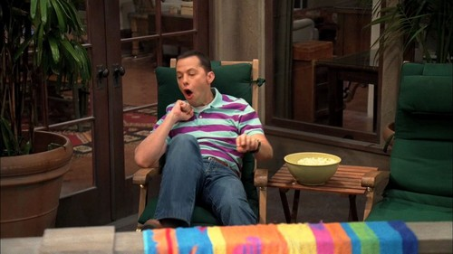 Two And A Half Men Images 9x04 Nine Magic Fingers Hd Wallpaper And Background Photos 26113359
