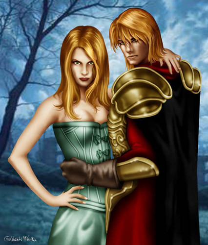 A Song of Ice and Fire wallpaper titled Jaime & Cersei Lannister