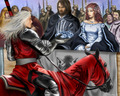 Rhaegar Targaryen & Lyanna Stark - a-song-of-ice-and-fire photo