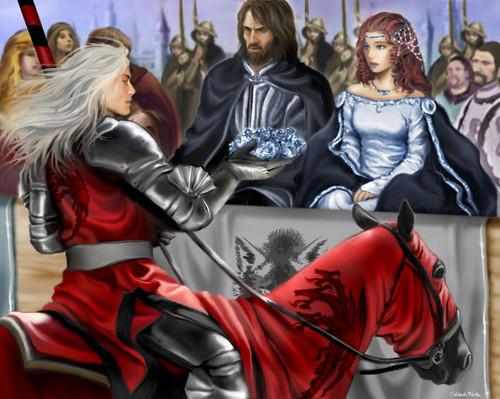 Rhaegar Targaryen & Lyanna Stark