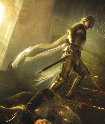 Jaime Lannister & Mad King