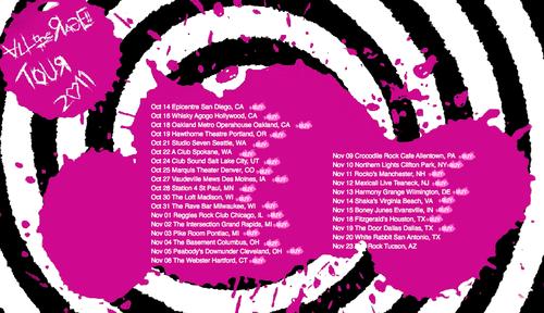 ATR Tour Dates