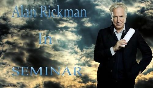 Alan Rickman In SEMINAR