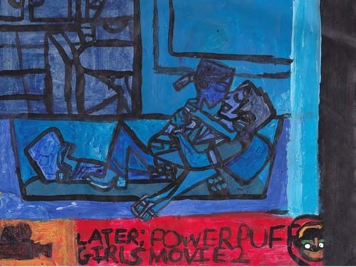 AleHeather- In the dark