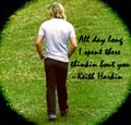 All Day Long - keith-harkin fan art