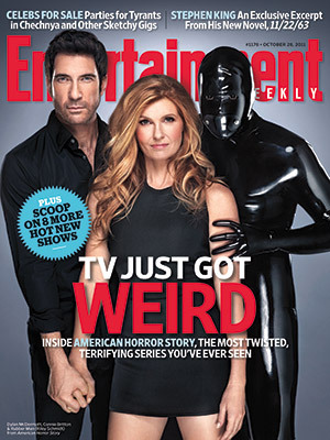 American Horror Story- EW Cover
