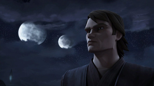 Anakin  - clone-wars-anakin-skywalker Wallpaper