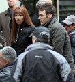 Anna Torv on the Set of 'Fringe' in Vancouver - anna-torv photo