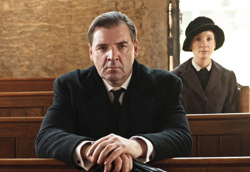 Anna and mr.Bates - downton-abbey Photo