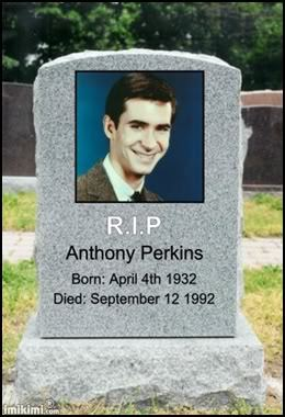 Anthony Perkins - fallen-idols Photo