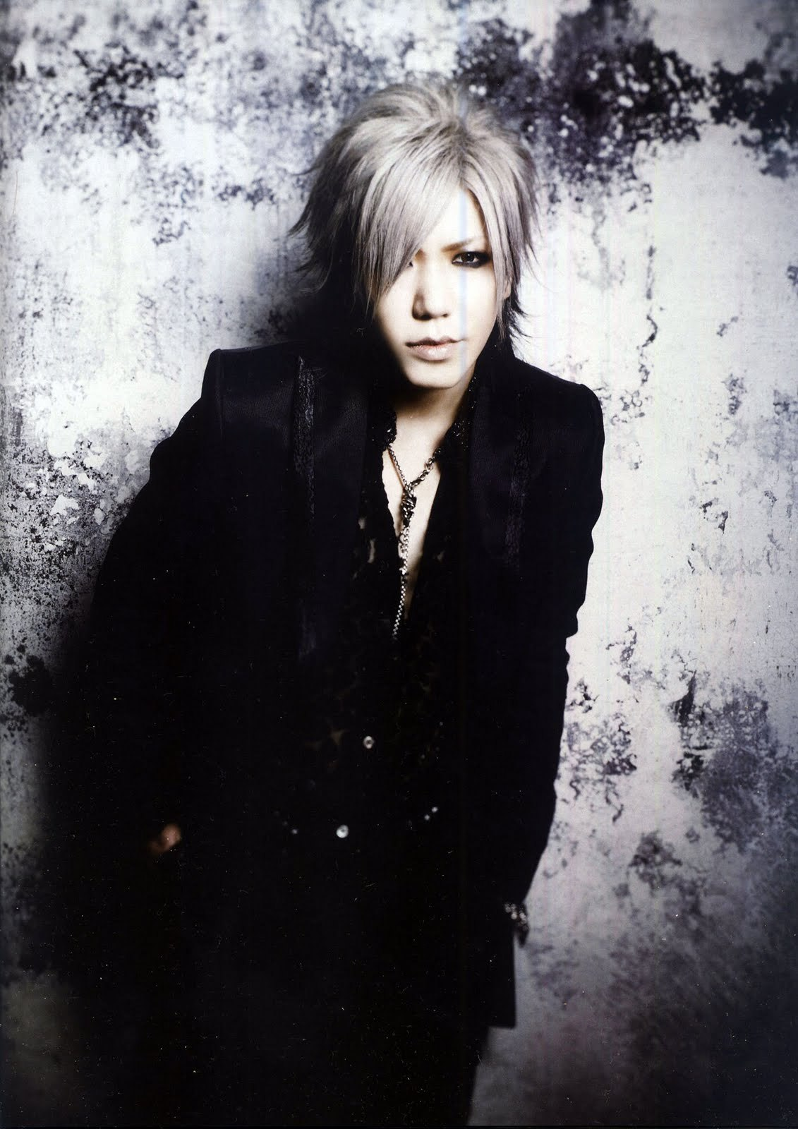 Aoi Guitar The Gazette Photo 26159046 Fanpop
