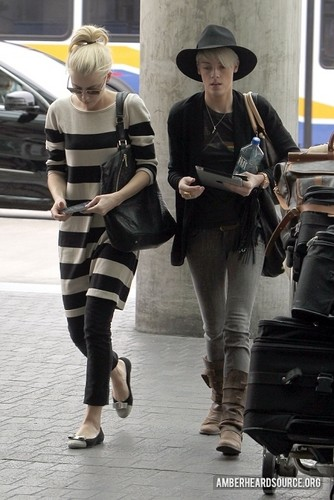 Arriving at LAX Airport - 10/18