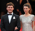 Astrid Berges-Frisbey And Sam Claflin - astrid-berges-frisbey photo