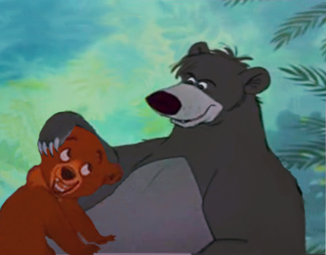 Baloo-Koda(Father-Son)