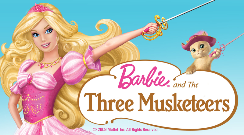 Barbie and the Three Musketeers - Barbie Movies Photo ...