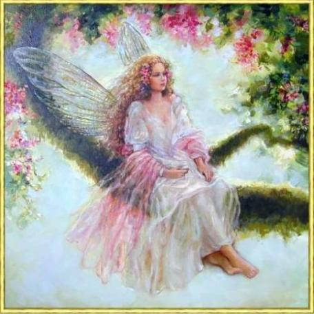 Beautiful Fairy; Mother - fairies Photo