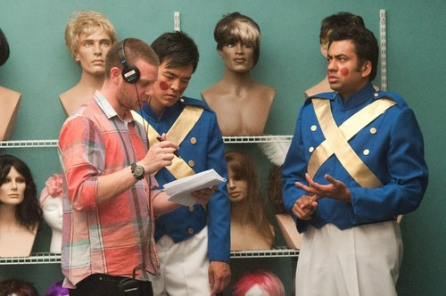Behind The Scenes ~ 'A Very Harold & Kumar 3D Christmas'