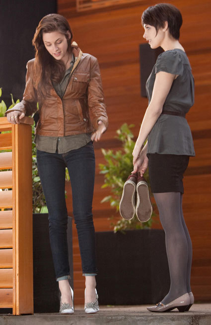 "Better quality still of Ashley as Alice Cullen in ""The Twilight Saga: Breaking Dawn"" (Part 1)"