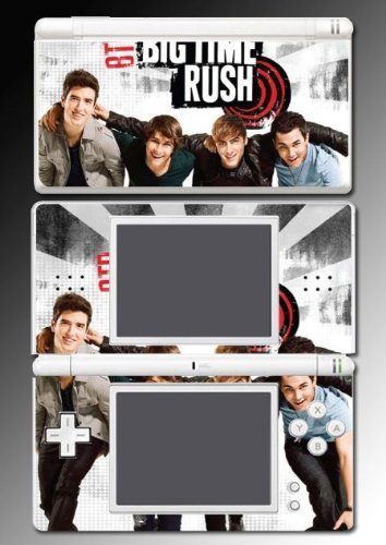 Big Time Rush DS covers