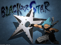 Black☆Star - soul-eater wallpaper