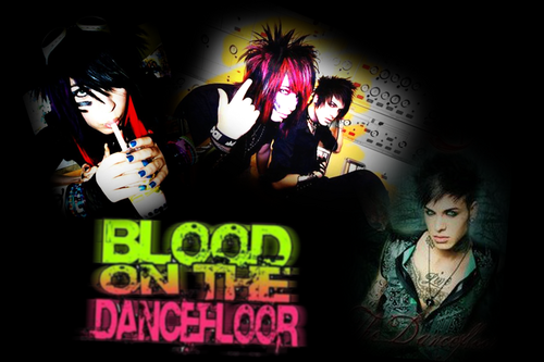 Blood On The Motherfucking Dance Floor! :D
