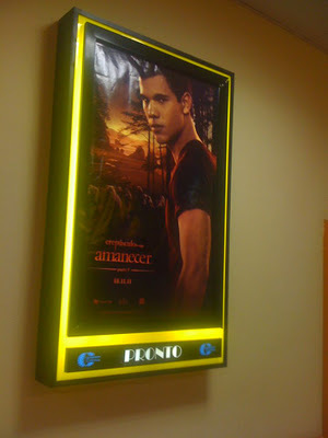 Breaking Dawn Part 1 Jacob Movie Poster