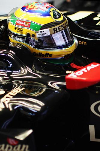 Bruno Senna 2011 Korean GP