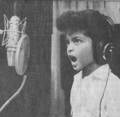 Bruno when he was little.♥