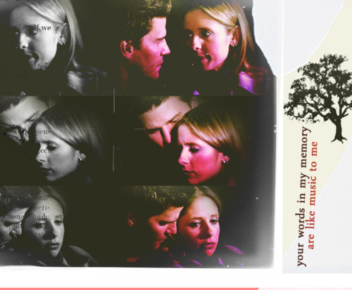 Buffy & angel in Forever