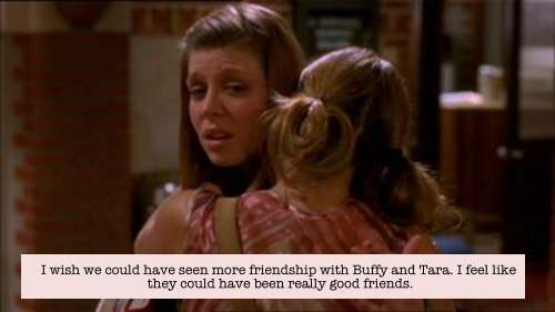 Buffy Confessions