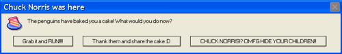 Cake'd