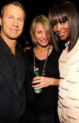 Cameron, Bar, & Naomi: Studio 54 Sexy