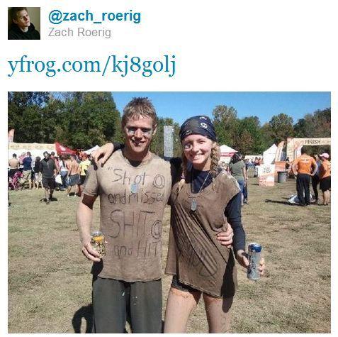 Candice & Zach Twitter