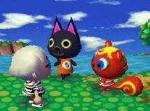 Caroline, Kiki and Player