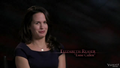 Cast interview: Breaking Dawn Part 1 - elizabeth-reaser screencap