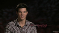 Cast interview: Breaking Dawn Part 1 - taylor-lautner screencap