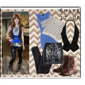 Cece Outfits - shake-it-up photo