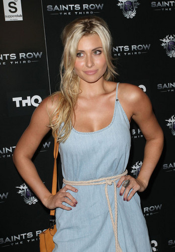 "Celebs at the ""Saints Row: The Third"" Sneak Peek"