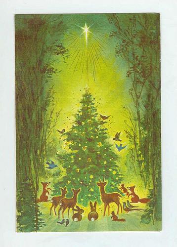 クリスマス card