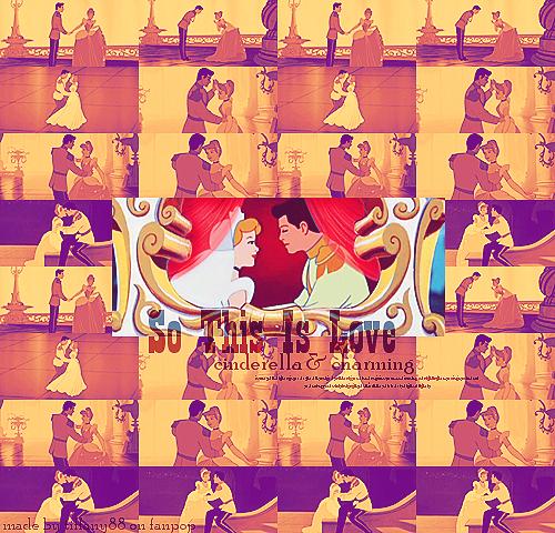 সিন্ড্রেলা & Charming ~ ♥