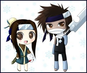 Haku X Zabuza Cute Haku and  Zabuza And Haku Love