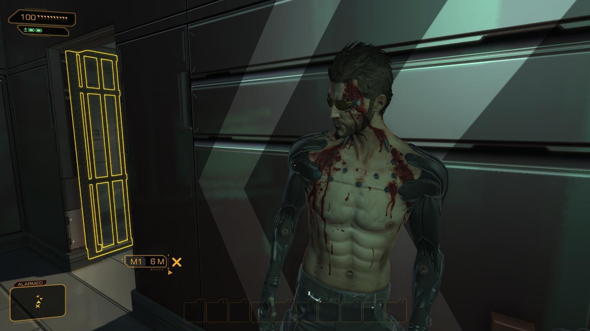 Deus Ex Images DEHR