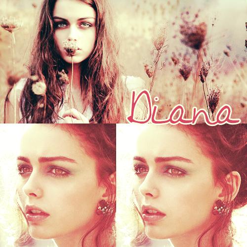 Darla Baker ☆ Diana Ladris