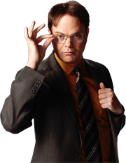 Dwight=sexy