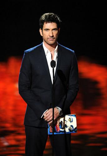 Dylan McDermott @ 2011 Scream Awards