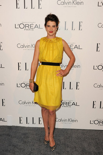 ELLE's 18th Annual Women in Hollywood Tribute - Arrivals (October 17)