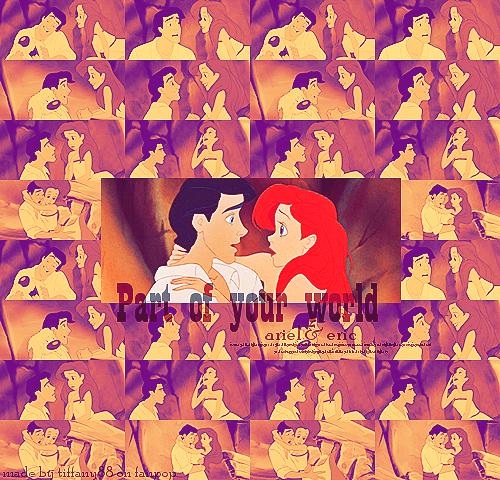 Eric & Ariel ~ ♥